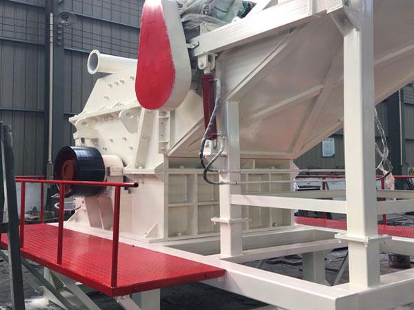 江苏大型的铁皮破碎机有哪些厂家创造辉煌